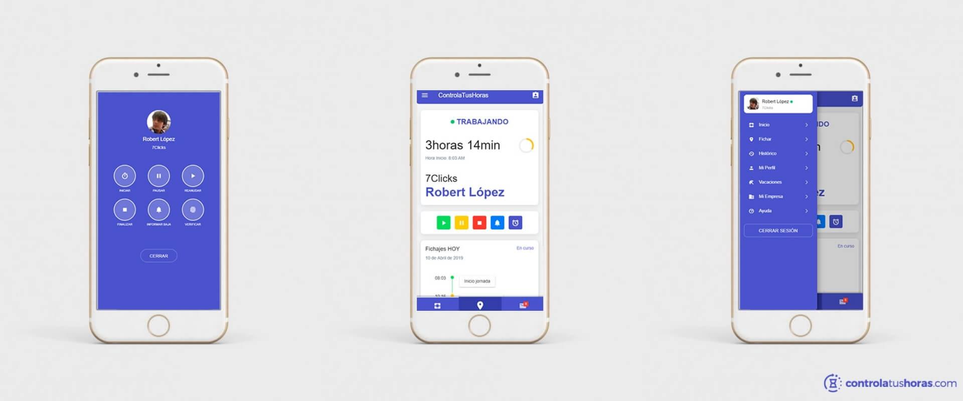 app de control horario, ventajas de utilizar controlatushoras